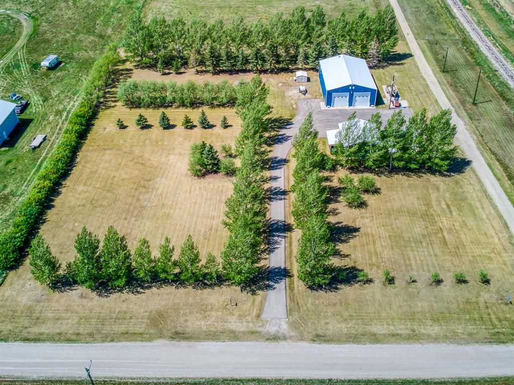 Main Photo: 251046 Rge Rd 263: Rural Wheatland County Residential Land for sale : MLS®# A1117285