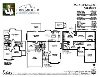 """Photo 5: 35418 LETHBRIDGE Drive in Abbotsford: Abbotsford East House for sale in """"Sandy Hill"""" : MLS®# R2584060"""