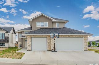 Photo 37: 233 Settler Crescent in Warman: Residential for sale : MLS®# SK867678