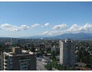 """Photo 4: 2206 5885 OLIVE Avenue in Burnaby: Metrotown Condo for sale in """"THE METROPOLITAN"""" (Burnaby South)  : MLS®# V668699"""