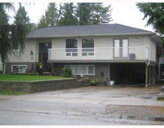 Photo 1: 1833 SALISBURY Avenue in Port Coquitlam: Glenwood PQ House for sale : MLS®# V799044