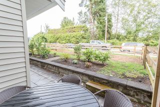 Photo 17: 4-12161 237 Street in Maple Ridge: Townhouse for sale : MLS®# R2097665