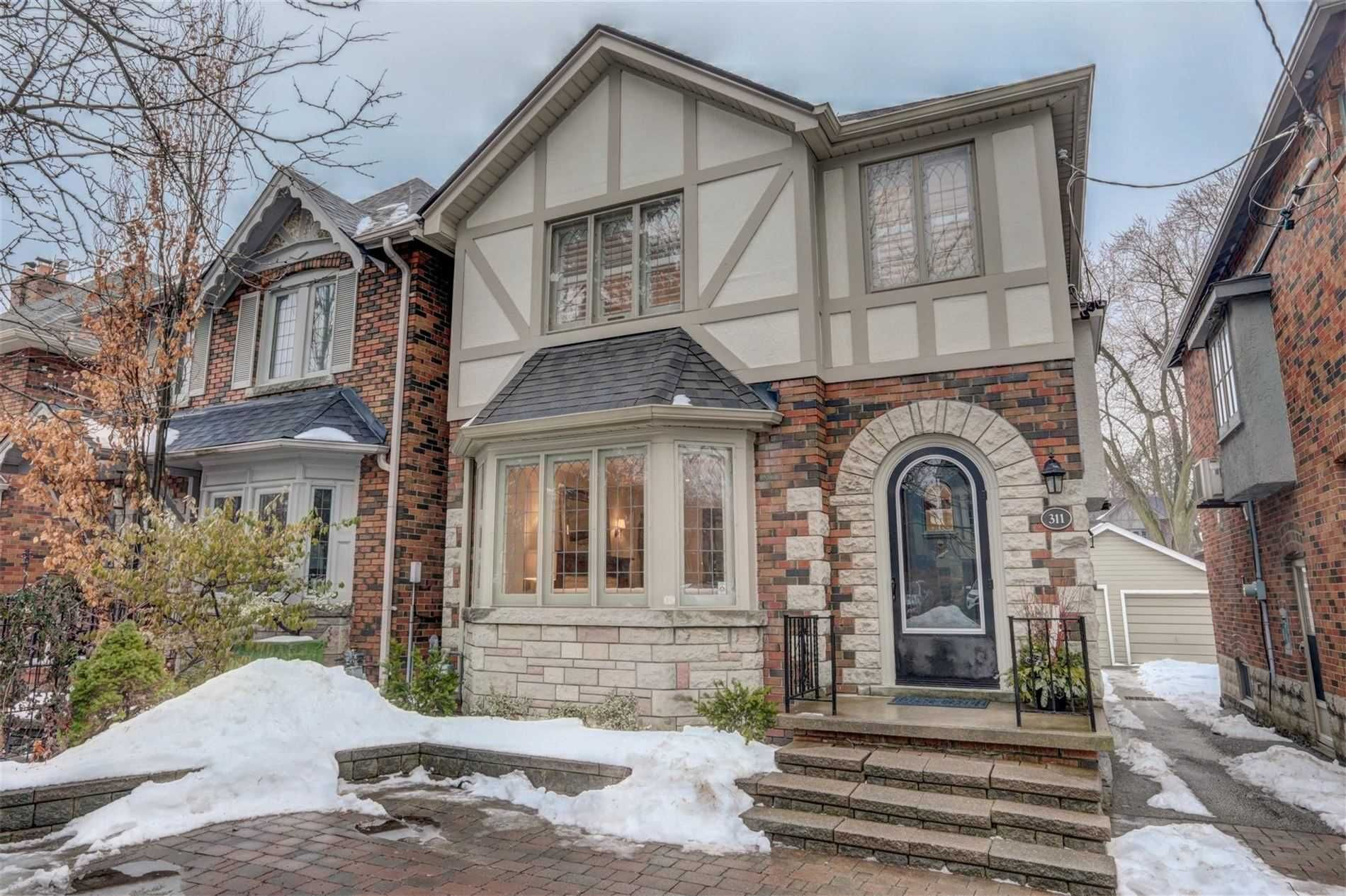 Main Photo: 311 Fairlawn Avenue in Toronto: Lawrence Park North House (2-Storey) for sale (Toronto C04)  : MLS®# C4709438