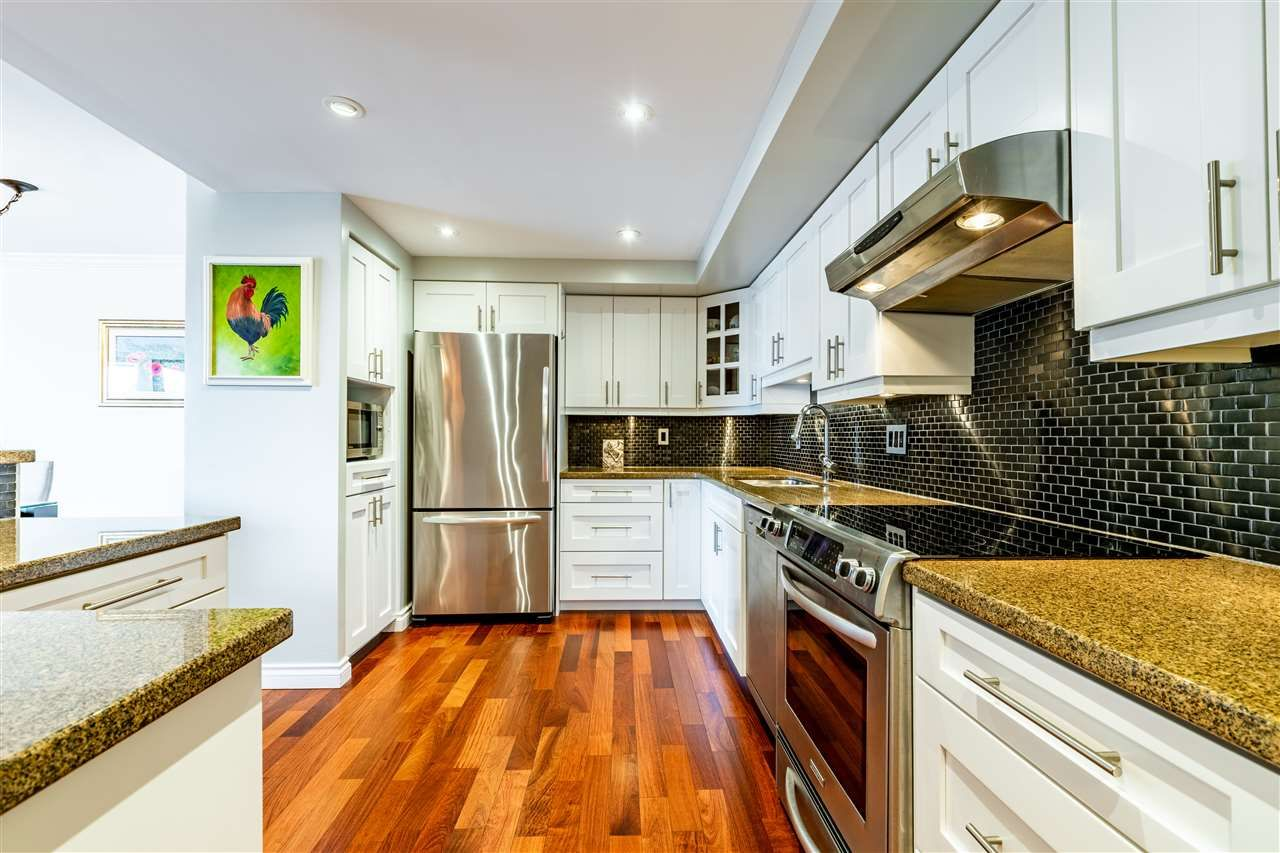 """Main Photo: 704 1450 PENNYFARTHING Drive in Vancouver: False Creek Condo for sale in """"HARBOUR COVE"""" (Vancouver West)  : MLS®# R2571862"""