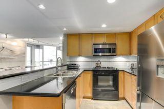"Photo 4: 601 1425 W 6TH Avenue in Vancouver: False Creek Condo for sale in ""Modena of Portico"" (Vancouver West)  : MLS®# R2624883"