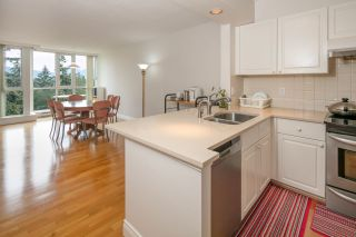 """Photo 7: 1501 5775 HAMPTON Place in Vancouver: University VW Condo for sale in """"THE CHATHAM"""" (Vancouver West)  : MLS®# R2182010"""
