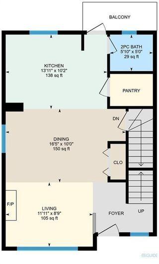 Photo 30: 58 KINCORA Heath NW in Calgary: Kincora Row/Townhouse for sale : MLS®# C4303570