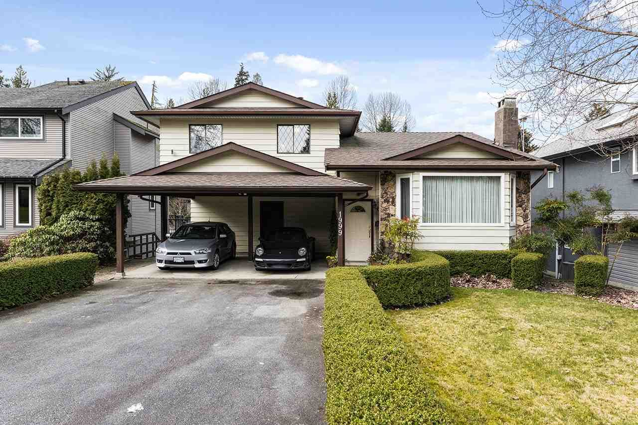 Main Photo: 1999 RUFUS Drive in North Vancouver: Westlynn House for sale : MLS®# R2545807