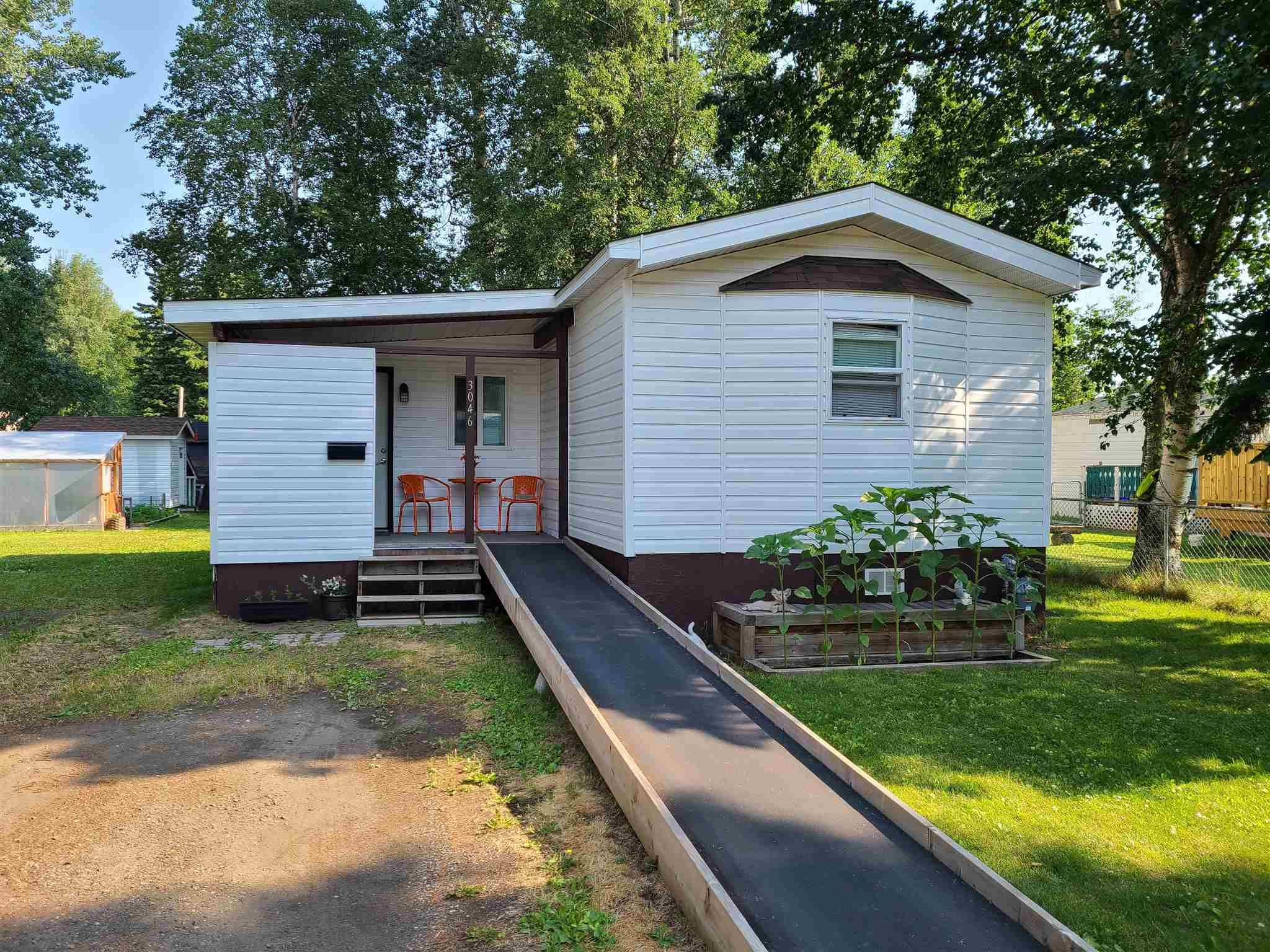 """Main Photo: 3046 EDEN Drive in Prince George: Emerald Manufactured Home for sale in """"EMERALD"""" (PG City North (Zone 73))  : MLS®# R2601210"""
