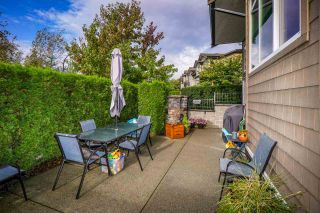 """Photo 31: 5 22865 TELOSKY Avenue in Maple Ridge: East Central Townhouse for sale in """"WINDSONG"""" : MLS®# R2508996"""