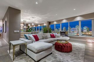 Photo 8: 1511 ATHLETES WAY in VANCOUVER: Condo for sale