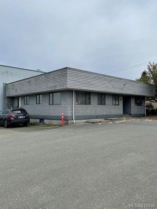 Photo 1: 1405 Spruce St in : CR Campbellton Office for sale (Campbell River)  : MLS®# 875904
