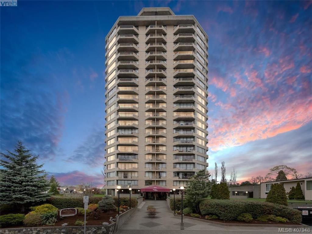 Main Photo: 1505 620 Toronto St in VICTORIA: Vi James Bay Condo for sale (Victoria)  : MLS®# 810561