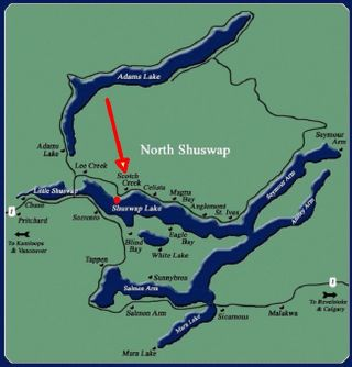 Photo 71: 1039 Scotch Creek Wharf Road: Scotch Creek House for sale (Shuswap Lake)  : MLS®# 10217712