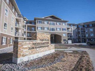 Photo 1: #216 1520 HAMMOND GA NW: Edmonton Condo for sale : MLS®# E4028868