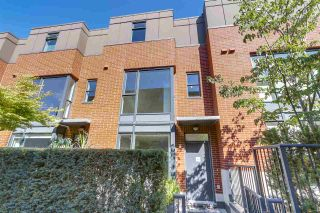 """Photo 20: 214 1961 COLLINGWOOD Street in Vancouver: Kitsilano Townhouse for sale in """"VIRIDIAN GREEN"""" (Vancouver West)  : MLS®# R2205025"""