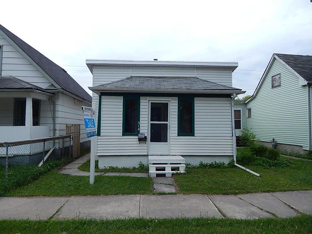 Main Photo: 514 Larsen Avenue in Winnipeg: Elmwood House for sale ()  : MLS®# 1814719