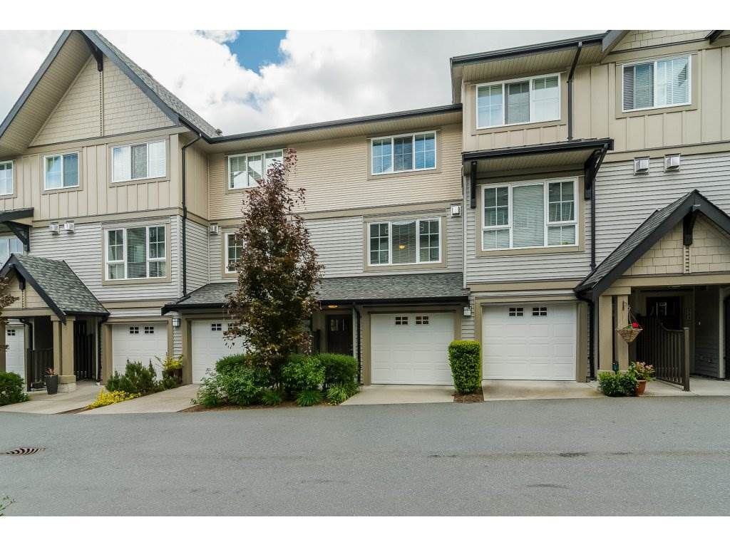 "Main Photo: 111 2501 161A Street in White Rock: Grandview Surrey Townhouse for sale in ""Highland Park"" (South Surrey White Rock)  : MLS®# R2265450"