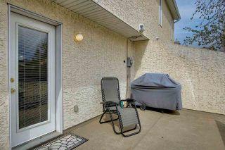 Photo 39: 14 11717 9B Avenue in Edmonton: Zone 16 Townhouse for sale : MLS®# E4244268