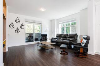 "Photo 3: 84 8168 136A Street in Surrey: Bear Creek Green Timbers Townhouse for sale in ""Kings Landing II by Dawson + Sawyer"" : MLS®# R2615335"