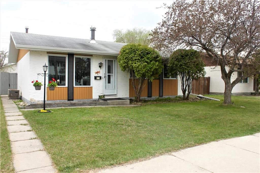 Main Photo: 454 McMeans Avenue East in Winnipeg: East Transcona Residential for sale (3M)  : MLS®# 202112056