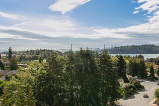 """Photo 4: 801 555 13TH Street in West Vancouver: Ambleside Condo for sale in """"PARKVIEW TOWERS"""" : MLS®# R2105654"""