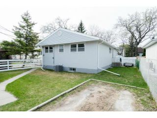Photo 17: 627 Melrose Avenue West in WINNIPEG: Transcona Residential for sale (North East Winnipeg)  : MLS®# 1511875