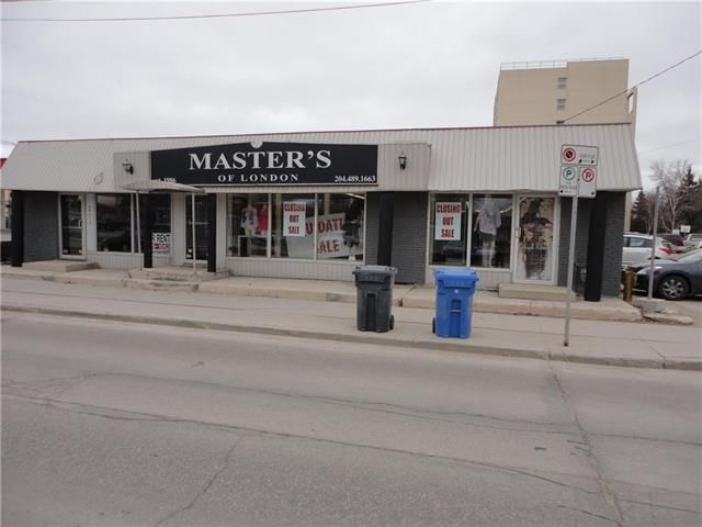 Main Photo: 3411 Roblin Boulevard in Winnipeg: Charleswood Industrial / Commercial / Investment for sale (1G)  : MLS®# 202100184