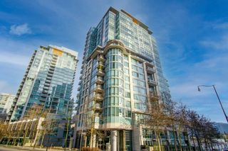 """Photo 1: 1004 499 BROUGHTON Street in Vancouver: Coal Harbour Condo for sale in """"Denia"""" (Vancouver West)  : MLS®# R2544599"""