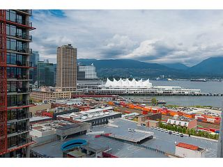 """Photo 7: 1906 108 W CORDOVA Street in Vancouver: Downtown VW Condo for sale in """"Woodwards W32"""" (Vancouver West)  : MLS®# V1121064"""