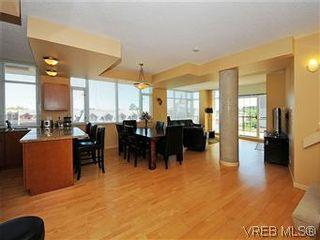 Photo 4: 608 827 Fairfield Rd in VICTORIA: Vi Downtown Condo for sale (Victoria)  : MLS®# 575913