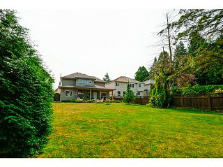 Photo 20: 15445 20TH AV in Surrey: King George Corridor House for sale (South Surrey White Rock)  : MLS®# F1427514
