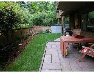 """Photo 9: 114 1195 PIPELINE Road in Coquitlam: New Horizons Condo for sale in """"DEERWOOD COURT"""" : MLS®# V657116"""