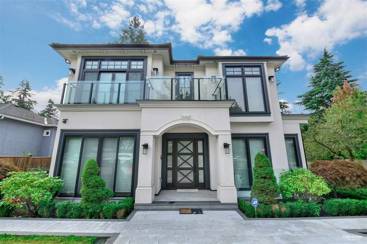 Main Photo: 1392 W 53RD Avenue in Vancouver: South Granville House for sale (Vancouver West)  : MLS®# R2536175