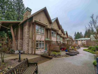 """Photo 1: 3322 MT SEYMOUR Parkway in North Vancouver: Northlands Townhouse for sale in """"NORTHLANDS TERRACE"""" : MLS®# R2566803"""
