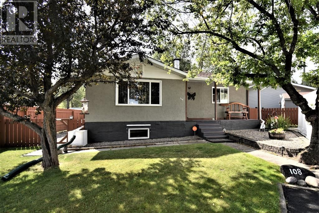 Main Photo: 108 Ceal Square Square in Hinton: House for sale : MLS®# A1138816