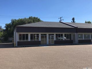 Photo 1: 1472 100th Street in North Battleford: Commercial for lease : MLS®# SK824390