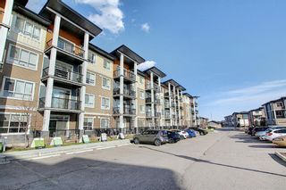 Photo 3: 316 10 Walgrove Walk SE in Calgary: Walden Apartment for sale : MLS®# A1089802
