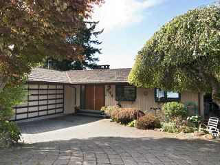"""Photo 1: 440 TIMBERTOP Drive: Lions Bay House for sale in """"LIONS BAY"""" (West Vancouver)  : MLS®# V939444"""