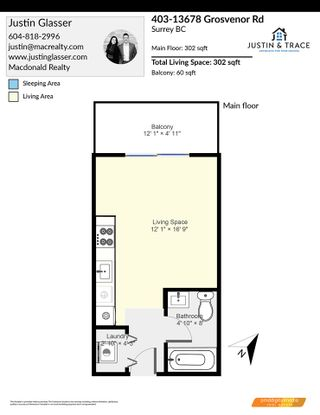 Photo 23: 403 13678 GROSVENOR ROAD in Surrey: Bolivar Heights Condo for sale (North Surrey)  : MLS®# R2542027