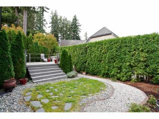 "Photo 19: 15455 36 Avenue in Surrey: Morgan Creek House for sale in ""Rosemary Heights"" (South Surrey White Rock)  : MLS®# F1423566"