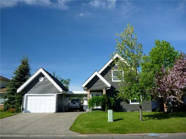Main Photo: 1043 HERITAGE Crescent in Prince George: Heritage House for sale (PG City West (Zone 71))  : MLS®# N205076