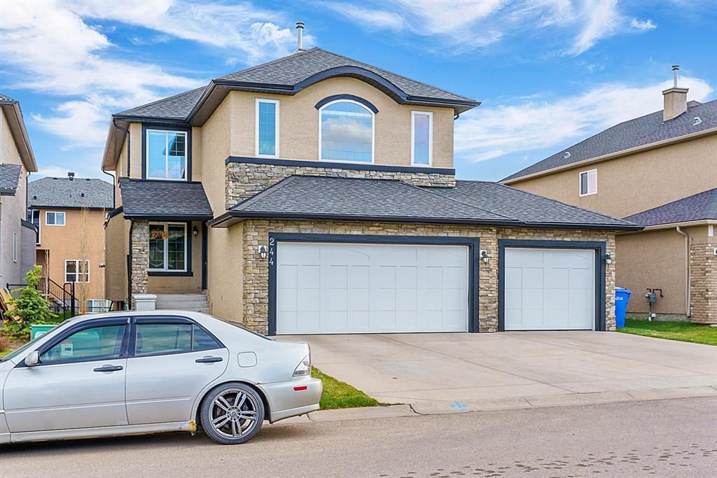 Main Photo: 244 EAST LAKEVIEW Place: Chestermere Detached for sale : MLS®# A1120792