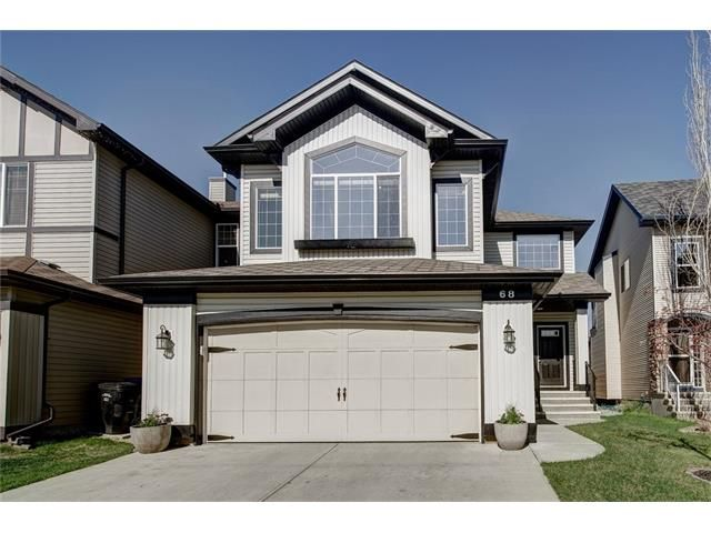 Main Photo: 68 BRIGHTONSTONE Gardens SE in Calgary: New Brighton House for sale : MLS®# C4115901