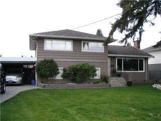 Photo 1: 1217 LAMERTON AV in Coquitlam: Harbour Chines House for sale : MLS®# V1114353