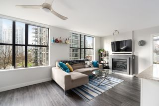 """Photo 2: 607 989 BEATTY Street in Vancouver: Yaletown Condo for sale in """"THE NOVA"""" (Vancouver West)  : MLS®# R2619338"""
