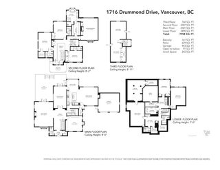 Photo 40: 1716 DRUMMOND Drive in Vancouver: Point Grey House for sale (Vancouver West)  : MLS®# R2575392