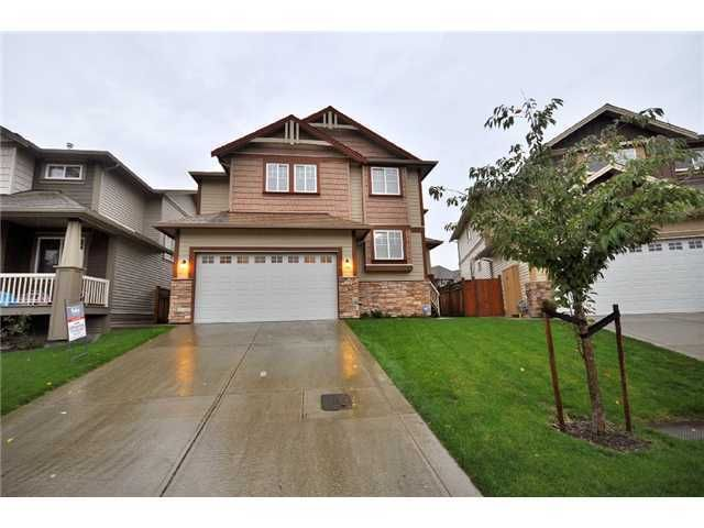 """Main Photo: 23390 GRIFFEN Road in Maple Ridge: Cottonwood MR House for sale in """"VILLAGE AT KANAKA"""" : MLS®# V866766"""