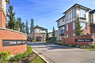 """Photo 22: 32 7848 209 Street in Langley: Willoughby Heights Townhouse for sale in """"Mason & Green"""" : MLS®# R2562486"""