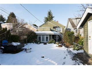 """Photo 19: 434 W 19TH AV in Vancouver: Cambie House for sale in """"Cambie Village"""" (Vancouver West)  : MLS®# V1049509"""